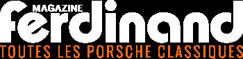 Ferdinand magazine Porsche Logo