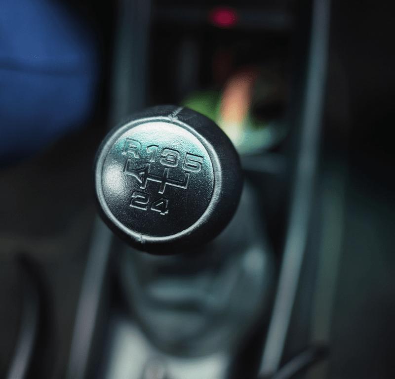 levier de vitesse de porsche 911 3.2 Carrera G50