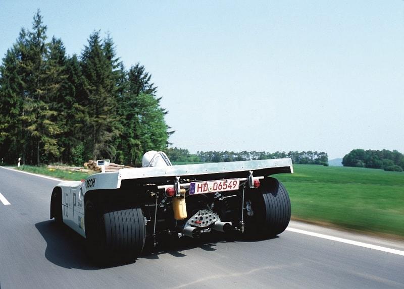 Porsche 908 /3 vue arrière