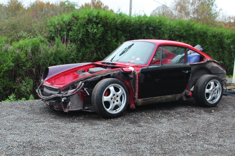 964 RS avant restauration