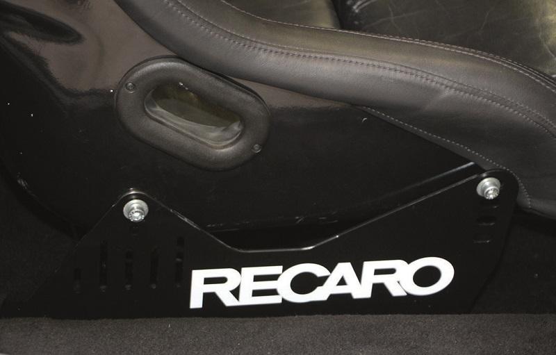siège et platine Recaro